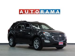 Used 2016 Chevrolet Equinox LT 4WD BLUETOOTH BACKUP CAMERA for sale in North York, ON