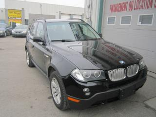 Used 2007 BMW X3 Traction intégrale 4 portes 3.0si for sale in Mirabel, QC