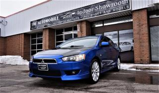 Used 2009 Mitsubishi Lancer GTS NO ACCIDENT for sale in Mississauga, ON