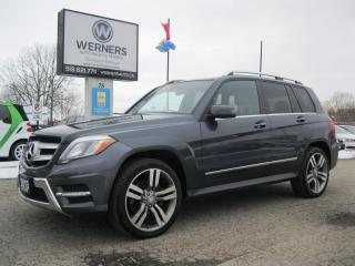 Used 2013 Mercedes-Benz GLK 250 DIESEL for sale in Cambridge, ON