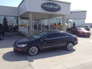 Used 2009 Volkswagen Passat CC Highline V6 / AWD / NO PAYMENTS FOR 6 MONTHS !!! for sale in Tilbury, ON