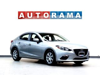 Used 2014 Mazda MAZDA3 SUNROOF BLUETOOTH ALLOY WHEELS for sale in North York, ON