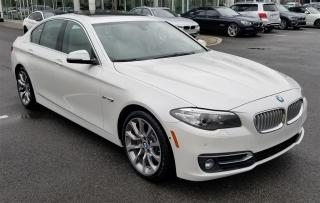Used 2014 BMW 535 Xdrive Low Mileage for sale in Dorval, QC