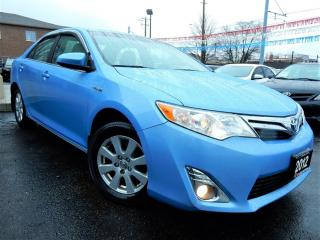Used 2012 Toyota Camry XLE HYBRID | NAVIGATION.CAMERA | NO ACCIDENTS for sale in Kitchener, ON