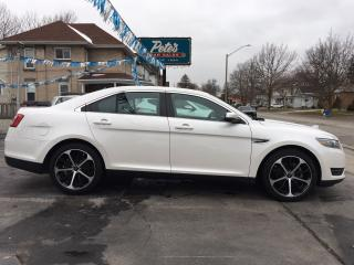 Used 2015 Ford Taurus SEL for sale in Dunnville, ON