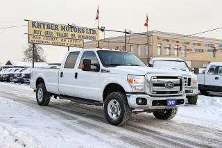 Used 2012 Ford F-250 4DR 8FT 4X4 6.2L GAS for sale in Brampton, ON