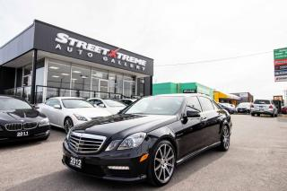 Used 2012 Mercedes-Benz E-Class E 63 AMG | Backup Cam | Navi | Pano Roof for sale in Markham, ON