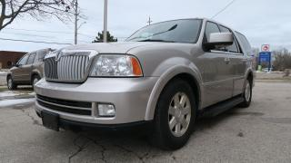 Used 2005 Lincoln Navigator Ultimate|ALLOYS|LEATHER|SUNROOF|CERTIFIED for sale in Oakville, ON