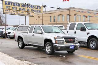 Used 2010 GMC Canyon SLE for sale in Brampton, ON