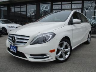 Used 2014 Mercedes-Benz B250 Sports Tour-LETHER-PANO-ROOF-CAMERA-BLUETOOTH for sale in Scarborough, ON