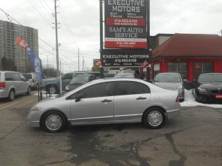 Used 2009 Honda Civic CLEAN for sale in Scarborough, ON