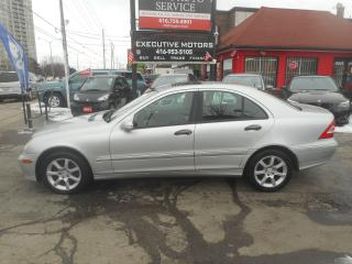 Used 2005 Mercedes-Benz C240 mint for sale in Scarborough, ON
