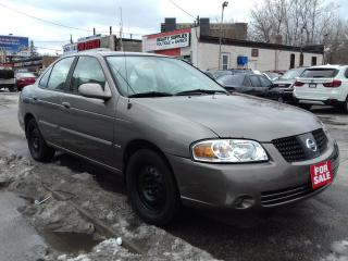 Used 2006 Nissan Sentra 1.8 for sale in Scarborough, ON