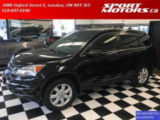 Used 2011 Honda CR-V New Brakes! Cruise Control! A/C! AUX Input! for sale in London, ON