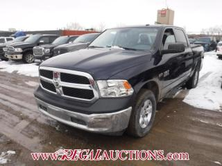 Used 2014 RAM 1500 SXT CREW CAB SWB 4WD 5.7L for sale in Calgary, AB