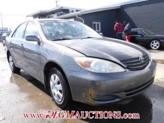 Used 2003 Toyota Camry for sale in Calgary, AB