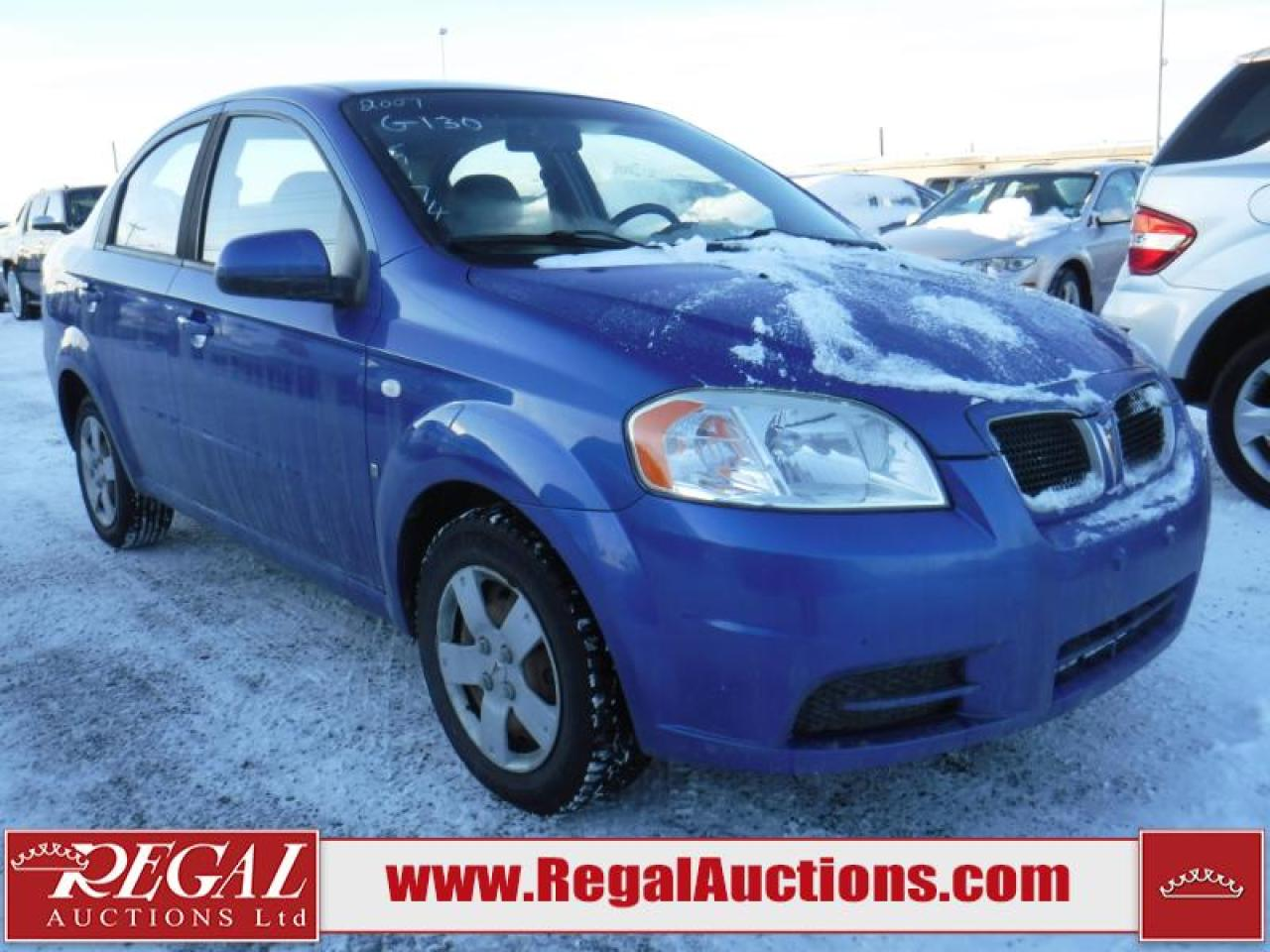 Photo of Blue 2007 Pontiac Wave