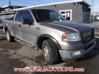 Used 2004 Ford F-150 XLT SUPERCAB 4WD for sale in Calgary, AB