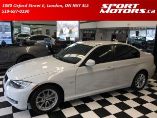 Used 2010 BMW 3 Series 323i! New Tires & Brakes! Heated Leather Seats! AC for sale in London, ON