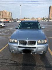 Used 2006 BMW X3 N for sale in Scarborough, ON