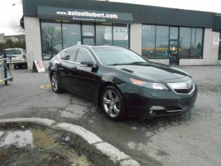 Used 2012 Acura TL SH-awd for sale in Saint-hubert, QC