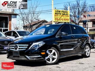Used 2014 Mercedes-Benz B-Class Navi*PanoRoof*BlindSpot*Camera*Warranty* for sale in York, ON