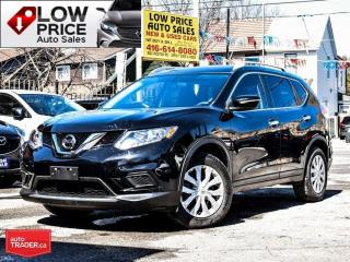 Used 2014 Nissan Rogue AllPowerOpti*HtdSeats*Bluetooth*Warranty* for sale in York, ON