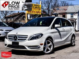 Used 2014 Mercedes-Benz B-Class Amg*PanoramicRoof*Xenon*Camera&Warranty* for sale in York, ON