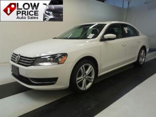 Used 2014 Volkswagen Passat Leather*Sunroof*Alloys*FullOptI* for sale in York, ON