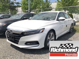 New 2018 Honda Accord Touring for sale in Richmond, BC