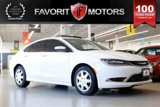 Used 2016 Chrysler 200 C | NAV | BACK-UP CAM | LEATHER for sale in North York, ON