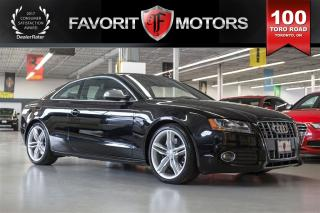 Used 2011 Audi S5 4.2 | TIPTRONIC | QUATTRO | SUNROOF | LEATHER for sale in North York, ON