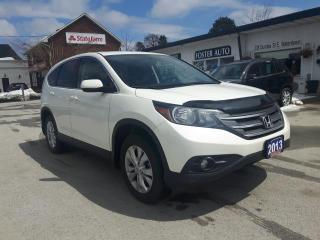 Used 2013 Honda CR-V EX 4WD for sale in Waterdown, ON