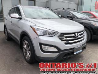 Used 2014 Hyundai Santa Fe Sport PREMIUM/BACK UP CAM/LEATHER/PANORAMIC-TORONTO for sale in North York, ON