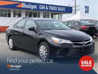 Used 2017 Toyota Camry Super Clean, Reliable, Fuel Efficient, Bluetooth for sale in Vancouver, BC