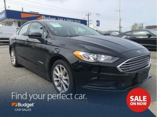 Used 2017 Ford Fusion Hybrid Edition, Navigation, Super Clean for sale in Vancouver, BC