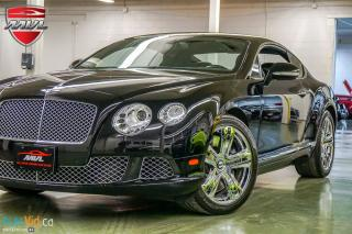 Used 2012 Bentley Continental GT W12 Mulliner -LEASE PENDING- for sale in Oakville, ON