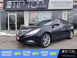 Used 2013 Hyundai Sonata SE ** Leather, Remote Start, Heated Seats ** for sale in Bowmanville, ON