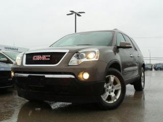 Used 2011 GMC Acadia SLE2 3.6L V6 for sale in Midland, ON