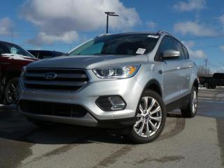 Used 2017 Ford Escape *CPO* TITANIUM 2.0L 4CYL *1.9%*  *FREE WARRANTY* for sale in Midland, ON