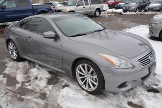 Used 2008 Infiniti G37 Sport, RWD, low km's for sale in Hornby, ON