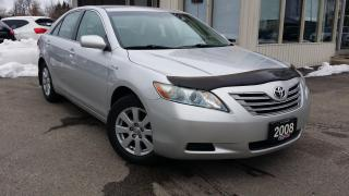 Used 2008 Toyota Camry HYBRID Sedan for sale in Kitchener, ON