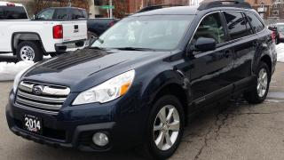 Used 2014 Subaru Outback 2.5I LIMITED for sale in Kitchener, ON
