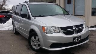 Used 2012 Dodge Grand Caravan SE for sale in Kitchener, ON