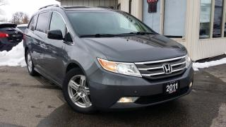 Used 2011 Honda Odyssey Touring for sale in Kitchener, ON