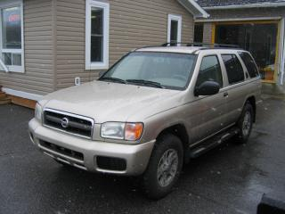 Used 2003 Nissan Pathfinder Chilkoot 4x4 ( AS TRADED ) for sale in Smiths Falls, ON