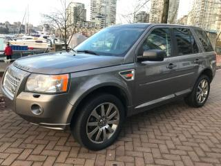 Used 2008 Land Rover LR2 NO ACCIDENT,4WD,PANORAMIC SUN ROOF, for sale in Vancouver, BC