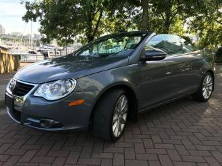 Used 2009 Volkswagen Eos 6P MANUAL,LOCAL,CAME FROM VW DEALER for sale in Vancouver, BC