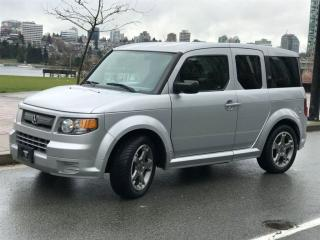 Used 2007 Honda Element SC MODEL,LOCAL,2WD, for sale in Vancouver, BC