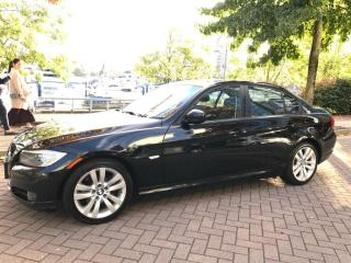Used 2011 BMW 323i LOCAL,NO ACCIDENT,LEATHER,SUN ROOF for sale in Vancouver, BC